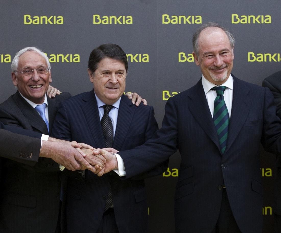 BANKIA SE HUNDE EN BOLSA UN 3,7%