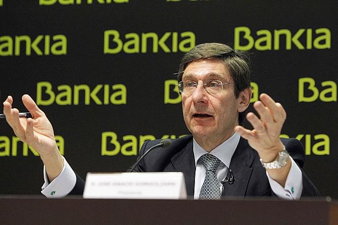 EL ESTADO INICIA SU SALIDA DE BANKIA Y VENDE UN 7,5% A GRANDES FONDOS